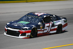 B.J. McLeod, Rick Ware Racing, Ford Fusion Prefund Capital