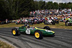 Jackie Stewart Lotus 25