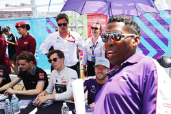 Alex Lynn, DS Virgin Racing, Sam Bird, DS Virgin Racing, meet fans
