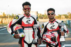 Winners Mathana Kumar, Aravind Balakrishnan