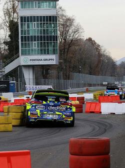 Тони Кайроли и Данило Фаппани, Hyundai NG i20 WRC