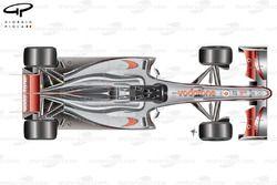 McLaren MP4-25 top view