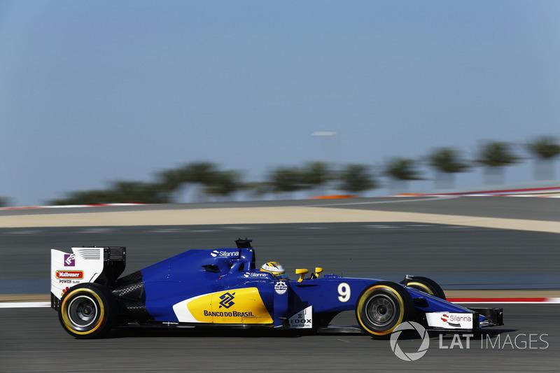2016: Sauber-Ferrari C35 (одно девятое место, 10-е место в КК)