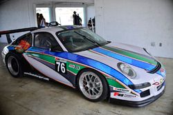 #76 MP2A Porsche 991: Juan Fayen, Lino Fayen, Angel Benitez Jr., and Anselmo Gonzalez of Formula Mot