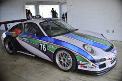 #76 MP2A Porsche 991: Juan Fayen, Lino Fayen, Angel Benitez Jr., and Anselmo Gonzalez of Formula Mot