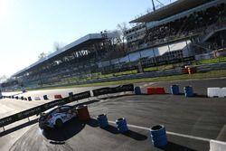 Monza Rally Show actie