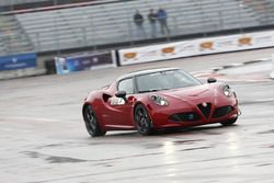 Carlo Tura, Alfa Romeo 4C