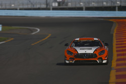 #65 Murillo Racing, Mercedes-AMG, GS: Tim Probert, Justin Piscitell