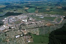 Vista general de Silverstone