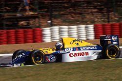 Ален Прост, Williams FW15C