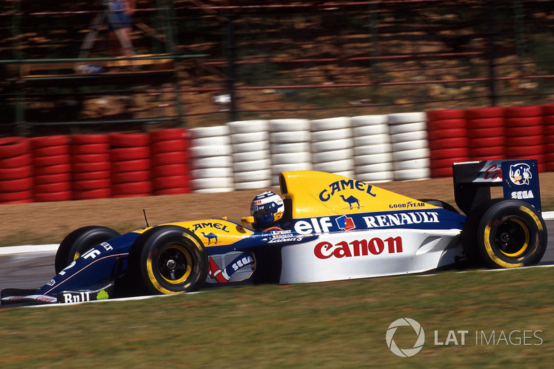 Alain Prost, Williams-Renault FW15C, 1993