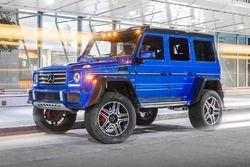 Mercedes-Benz G 550 4x4² 2017