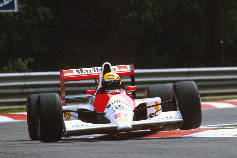 25 - GP da Bélgica, 1990, Spa-Francorchamps