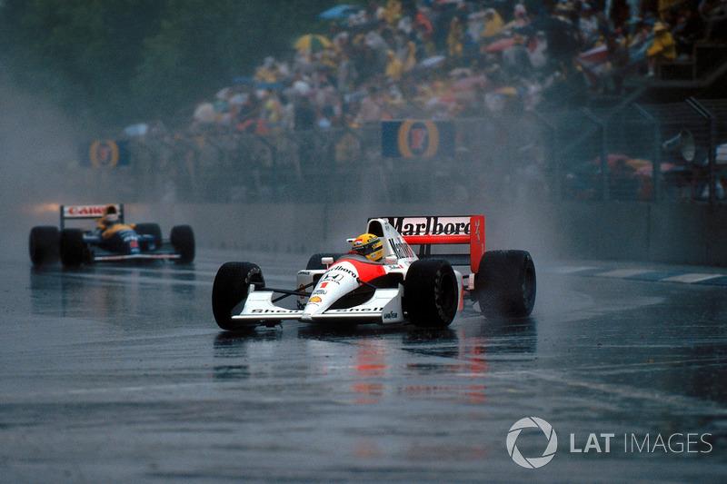 33 - GP da Austrália, 1991, Adelaide