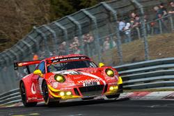 #2 GIGASPEED Team GetSpeed Performance Porsche 911 GT3 R: Steve Jans, Marek Böckmann, Fabian Schiller