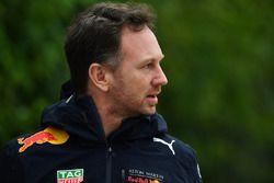Christian Horner, director del equipo Red Bull Racing