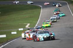 #8 Audi Sport Team WRT Audi R8 LMS: Rene Rast, Robin Frijns líder