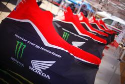 Honda team area bike cover