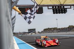 I vincitori della gara #24 Racing Engineering Oreca 07 - Gibson: Norman Nato, Olivier Pla, Paul Petit