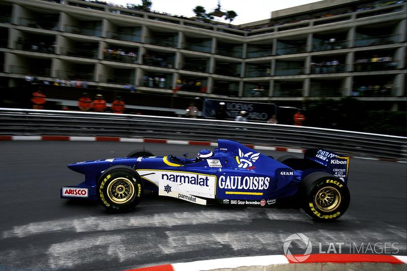 1996 Olivier Panis, Ligier JS43