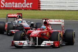 Fernando Alonso, Ferrari 150 Italia
