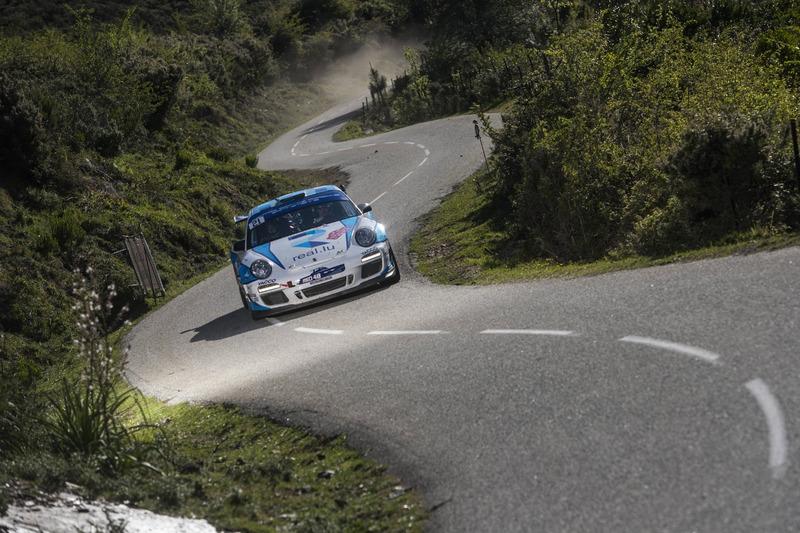 Romain Dumas, Porsche 911 GT3 RS, Tour de Corse, 2017