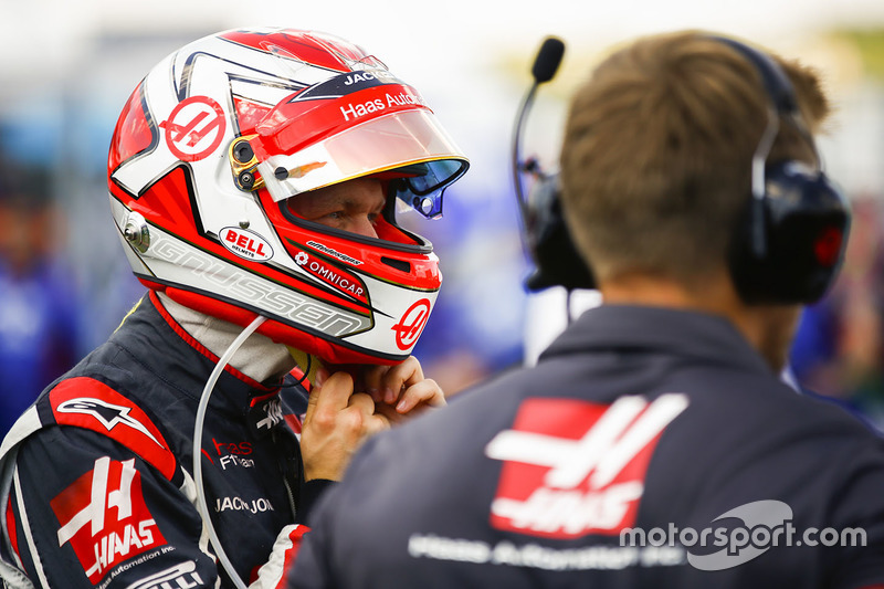 7e : Kevin Magnussen (Haas)