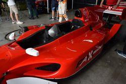 Biposto FA1x2 seater