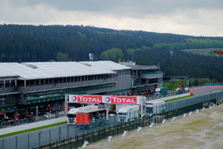 Spa-Francorchamps circuit overview