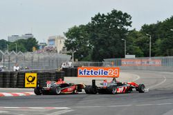 Max Verstappen, Van Amersfoort Racing devance Esteban Ocon, Prema Powerteam