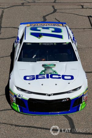 Ty Dillon, Germain Racing, Chevrolet Camaro GEICO