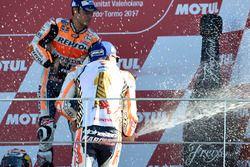 Podio: Marc Márquez, Repsol Honda Team