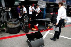 Miembros del equipo Nico Müller, Audi Sport Team WRT, Audi R8 LMS