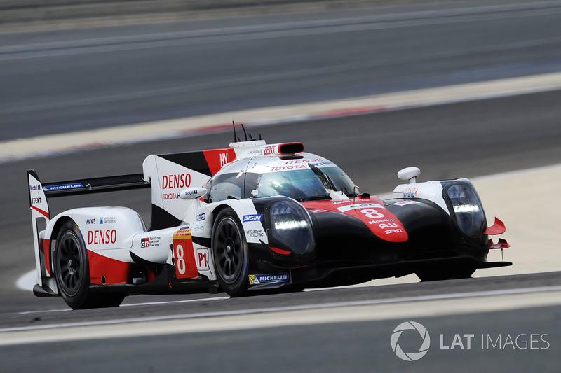 Toyota Gazoo Racing Toyota TS050-Hybrid