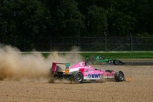L'incidente di William Alatalo, BWT Mucke Motorsport