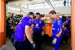 Brad Keselowski, Team Penske, Ford Fusion Autotrader, Paul Wolfe