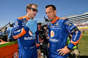 Brad Keselowski, Team Penske, Ford Fusion Autotrader and Paul Wolfe