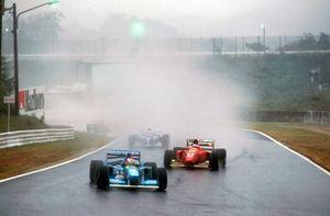 Johnny Herbert, Benetton B194