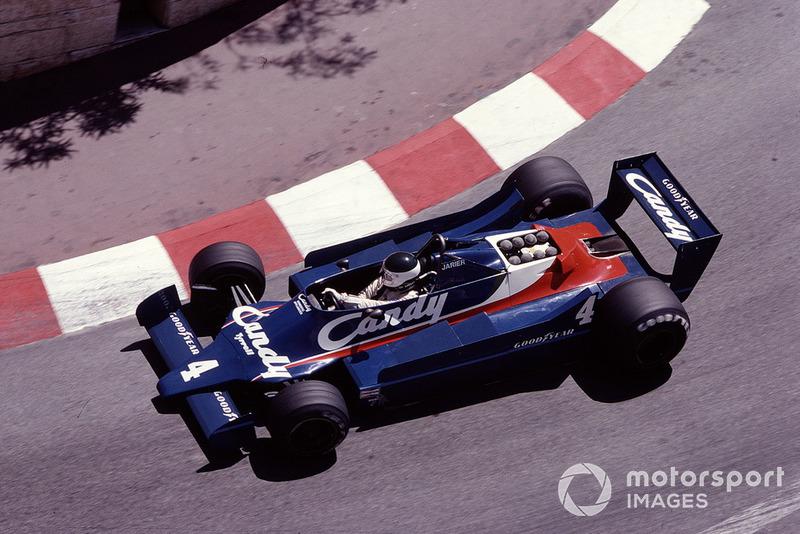 Tyrrell 009 (1979-80)