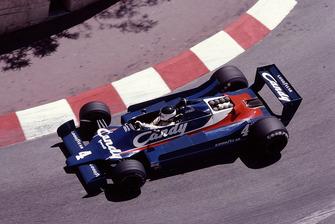 Жан-Пьер Жарье, Tyrrell 009 Ford