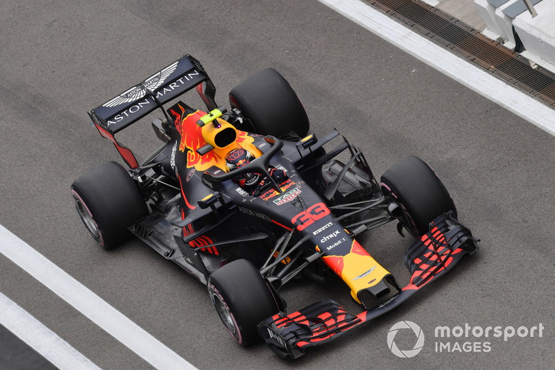 19. Max Verstappen, Red Bull Racing RB14*
