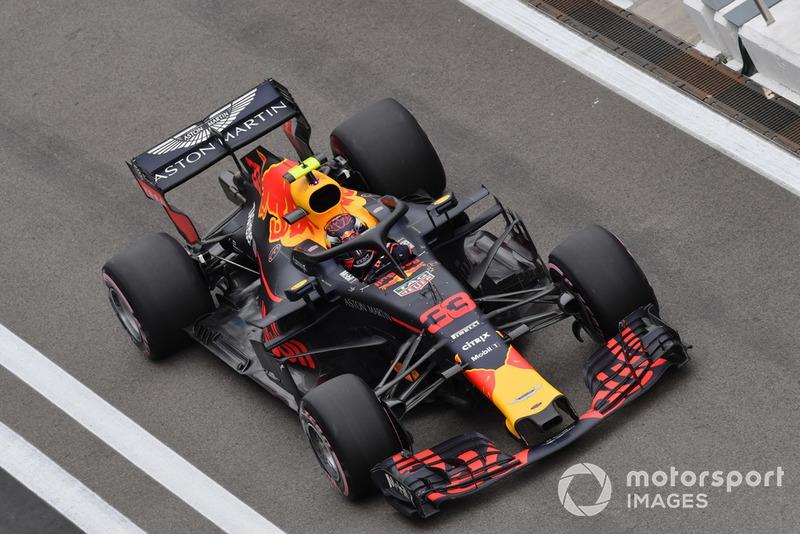 19. Max Verstappen, Red Bull Racing RB14*