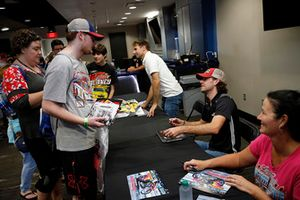 Ryan Blaney and Will Power