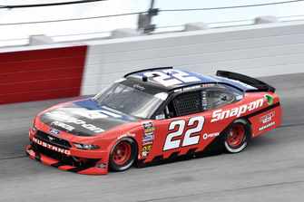 Brad Keselowski, Team Penske, Ford Mustang Snap-On