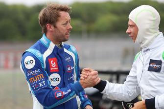 #6 360 Racing Ligier JS P3 - Nissan: Ross Kaiser and #12 Eurointernational Ligier JS P3 - Nissan: Mattia Drudi