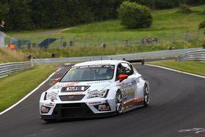 #806 Cupra TCR, Mathilda Racing, Andreas Gulden, Moritz Oestreich