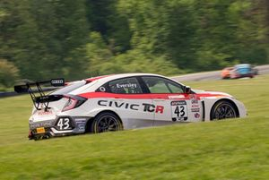 Ryan Eversley, RealTime Racing, Honda Civic TCR