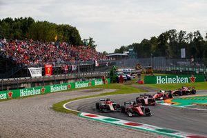 Louis Deletraz, Charouz Racing System, Roy Nissany, Campos Racing