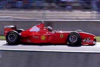 Михаэль Шумахер, Ferrari F399