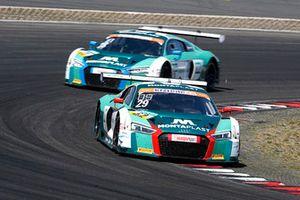 #29 Montaplast by Land-Motorsport Audi R8 LMS: Jake Dennis, Christopher Mies